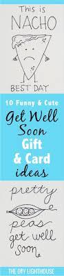 get well soon gift card diy ideas