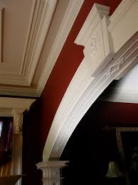 Interiorhomearchwayflextrimmoldings The Joy Of Moldingscom - Interior house trim molding