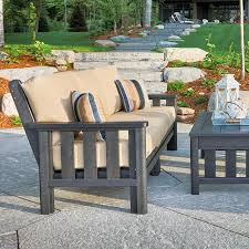 eco recycled plastic garden furniture