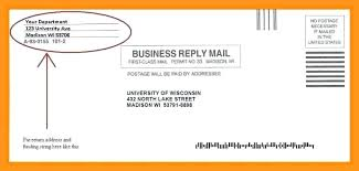 Envelope Format How To Write The Envelope Format 5 New Company Driver