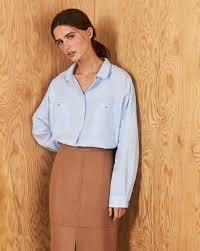 Рубашка с карманами в интернет-магазине — <b>12Storeez</b>