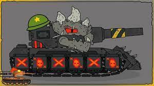 Cách vẽ Đấu sĩ chiến đấu Ram Баран   Phim hoạt hình về xe tăng