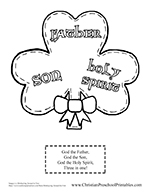 Small Picture St Patricks Day Bible Printables