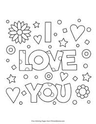 36 Best Valentines Coloring Sheets Images Coloring Books Vintage