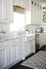 white shaker kitchen cabinets. Modren Cabinets White Shaker Cabinets Cabinets Ceiling Height Shows Storage Cabinet On  Top Farm Sink Different Knobs Donu0027t Care For Design Over Window Hubs Thoughts Intended Kitchen Cabinets