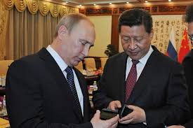 Vladimir Putin Gives Xi Jinping a Russian YotaPhone 2 as Gift ...