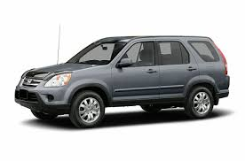 2005 Honda CR-V Specs and Prices
