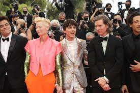 The French Dispatch' rolls into Cannes