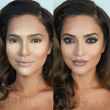 205 best contouring images on makeup hairstyle and highlighting contouring