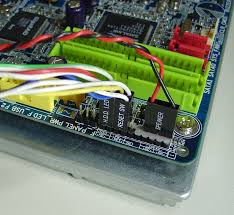 how to install a motherboard installing the front panel wires of 8 motherboard wiring diagram power reset at Motherboard Wiring Diagram Power Reset