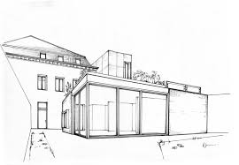 architecture drawing. Exellent Architecture Architecture Drawing For Atelier24 On Drawing S