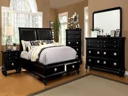 Bedroom: Black Bedroom Sets Best Of Laguna Hills Black Storage Platform  Bedroom Set Cm7652l Q