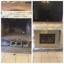 replacement gas fireplace fronts extraordinay replacing tile around gas fireplace inspirational kc gas fireplace