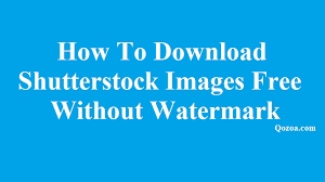 Free Shutterstock Images How To Download Shutterstock Images Free Without Watermark