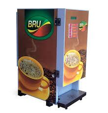Distributor Vending Machine Indonesia Gorgeous Bru Premix Machine 48 Option Bru Vending Machine Wholesale