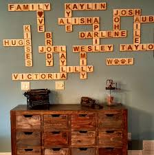 Scrabble Letter Wall Decor Scrabble Wall Tiles Scrabble Letters Scrabble Tiles Scrabble