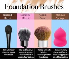 a complete guide to makeup brushes
