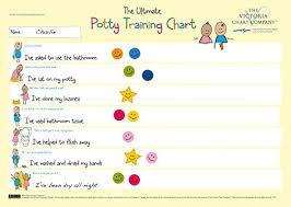 Amazon Com The Ultimate Potty Training Reward Chart For 2 Yrs