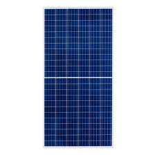 polycrystalline pv panel with anti reflective glass with aluminum frame rec twinpeak 72 series