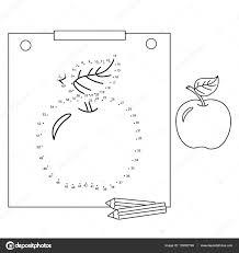 Giochi Educativi Per Bambini Gioco Di Numeri Apple Libro Da