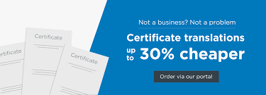 Marriage Certificate Translation Service Official Certification