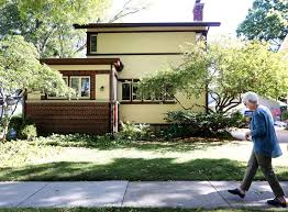 woman discovers her home of 25 years was designed by frank lloyd wright