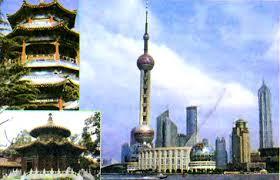 Население и хозяйство Китая География Реферат доклад  Рис 215 Шанхай один из крупнейших городов Китая