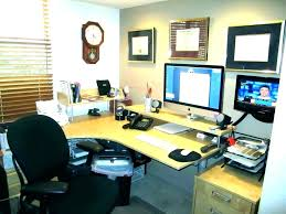 office computer setup. Office Desk Setup Ideas Other Layout  Amazing Within . Computer