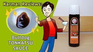 Bulldog Japanese Tonkatsu Sauce ...