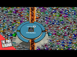 81 likes · 747 talking about this. Among Us With 1001 Players Youtubers Brings The Concept To Life And It S Delightfully Chaotic