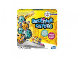 <b>Игрушка Hasbro</b> Games <b>Веселый</b> спуск 00123