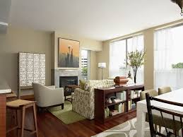 How To Decorate An Apartment Living Room Of Fine Living Room Interior Design  Small Apartment Living Property