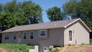 Heres A New  Sq Ft Modular Home Located Near Lyons MI The - Walk out basement house