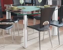Triangular Kitchen Table Sets Furniture White Floor Carpet Below Triangle Dining Table With