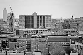 did the destruction of chicago s public housing decrease violent  cabrini green