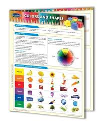 Colors Shapes Early Childhood Learning Guide Quick Reference Guide