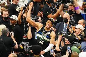 Milwaukee Bucks beat Phoenix Suns to claim NBA championship