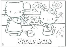 Coloring Pages Spring Break For Boys Adults Online Toddlers