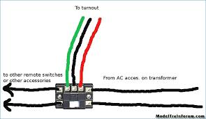 model train track wiring a switch wiring auto wiring diagrams rh nhrt info switch loop wiring
