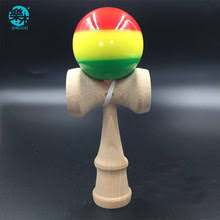 Wooden Ball On String Game Buy kendama string and get free shipping on AliExpress 56