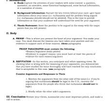 argumentative essay papers argumentative outline template cover letter  argumentative essay format argumentative essay structure ix r nhy y