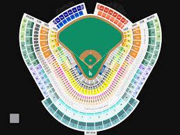 Dodger Seating Los Angeles Angels Baseball Seating Chart