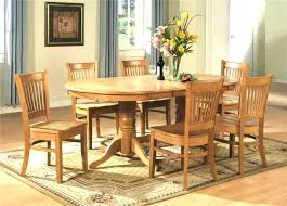 wooden kitchen table and chairs oak dining sets for 6 table and 6 chairs for