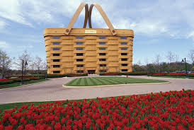 The landmark Longaberger Headquarters, known as the Big Basket, will no  longer