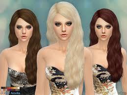 Cazy's Amelia Hairstyle - Female