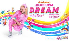 Jojo Siwa Extramile Arena Official Site