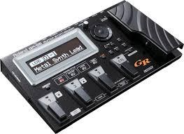 <b>Гитарный процессор Roland</b> GR-55-BK