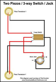 ted crocker wiring diagram 1 single coil 2 piezo 1 vol 3 way advanced piezo wiring diagram