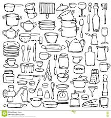Small Picture Kitchen Drawing Stock Images Royalty Free Images Vectors Coloring