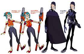 Complex Character Design Design Samir Barrett